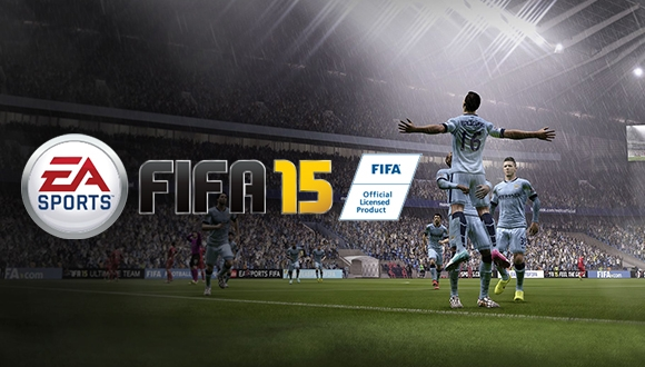 PlayStation 4'te FIFA 15 Deneyimi