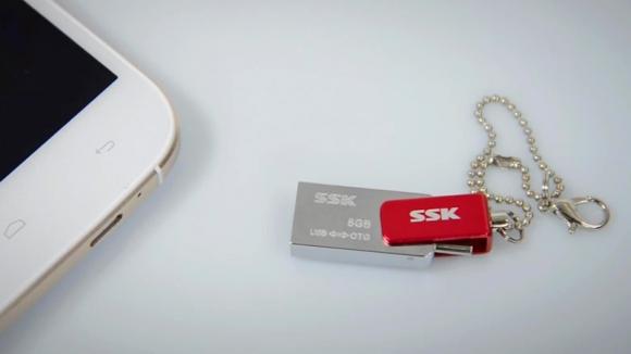 SSK USB OTG Flash Bellek İncelemesi