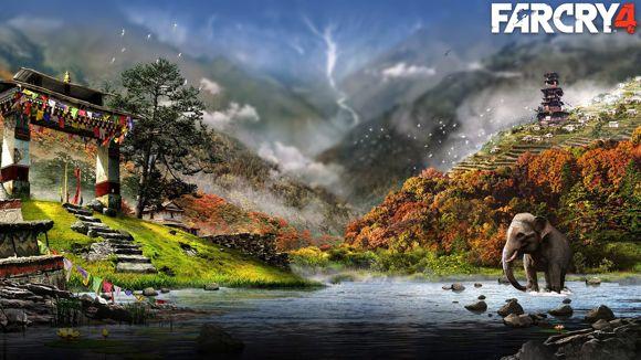 Far Cry 4: Kyrat'a Hoş Geldiniz