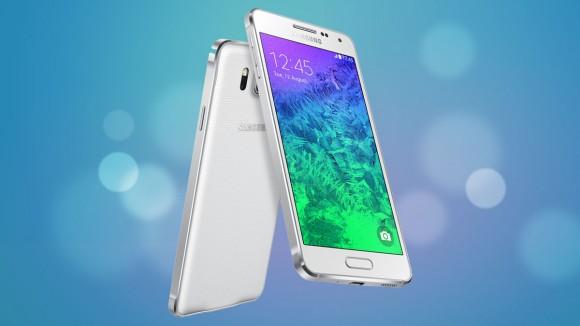 Samsung Galaxy Alpha Kutusundan Çıkıyor