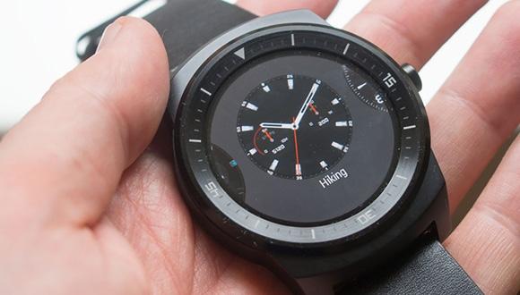 LG G Watch R Yakında Avrupa'da