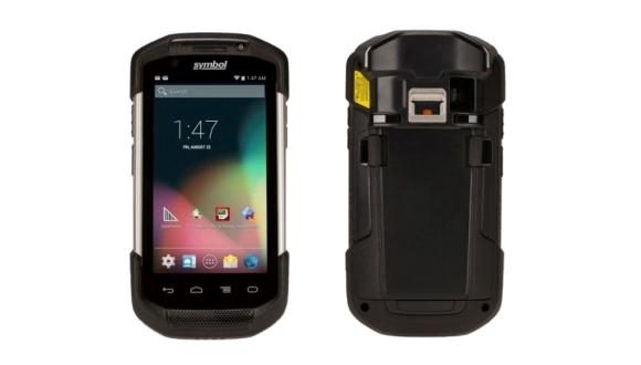 Motorola'dan Dayanıklı Telefon Symbol TC70