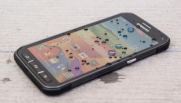 Galaxy S5 Active Avrupa'da!