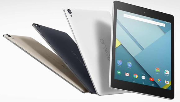 Nexus 9, iPad Air 2 ile Savaşmayacak!