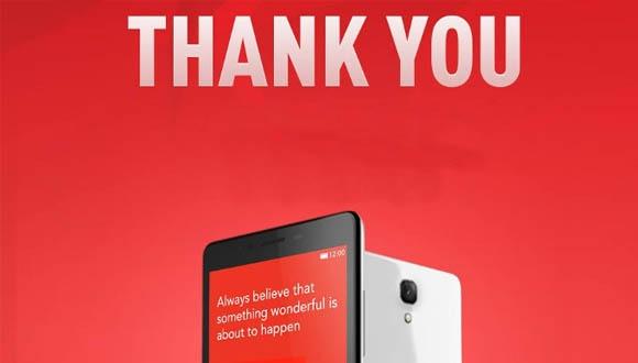 Xiaomi 100 Milyonu Hedefliyor!