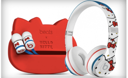 Beats ve Hello Kitty Bir Arada!