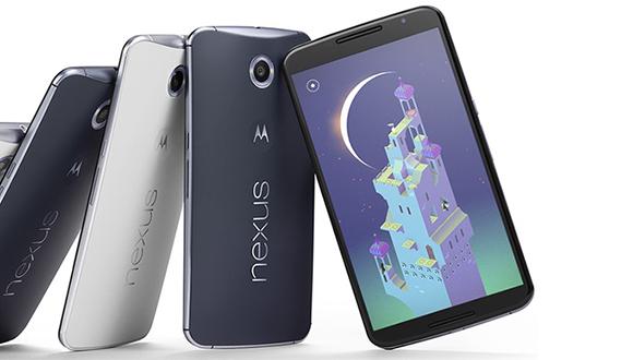 Nexus 6 İlk Gününde Tükendi