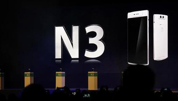 Oppo N3 Tanıtıldı!