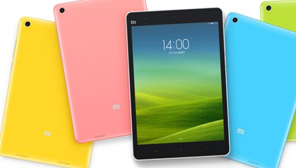 Xiaomi'den Yeni 64-bit Tablet Yolda