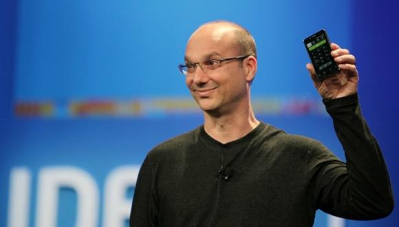 Android'in Kurucusu Google'a Kafa Tutuyor!