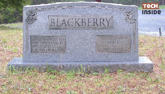 BlackBerry Kurtarılabilir mi?