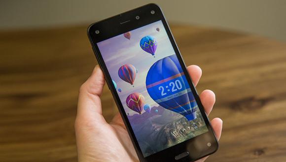 Amazon Fire Phone Devam Diyor