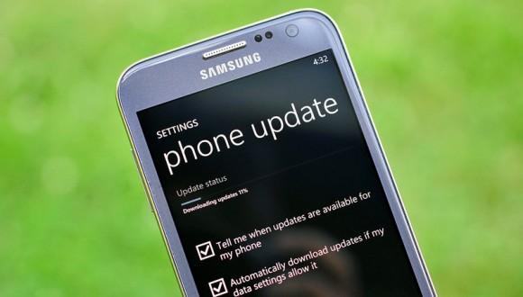 Samsung ATIV S İçin WP 8.1 Çıktı
