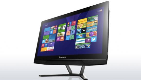 Lenovo'dan Yeni Hepsi Bir Arada PC