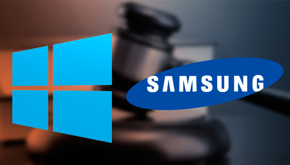 Samsung ve Microsoft Savaşta!