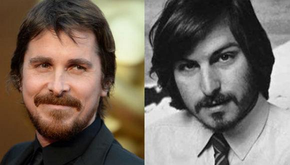 Christian Bale, Jobs'ı Canlandırmayacak!