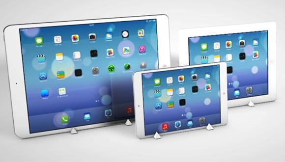 10.5 inç'lik yeni iPad Pro göründü!