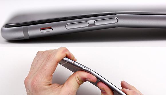 300 Adet iPhone 6 Plus Büküldü!