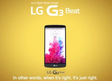 LG G3 Beat Kutusundan Çıkıyor