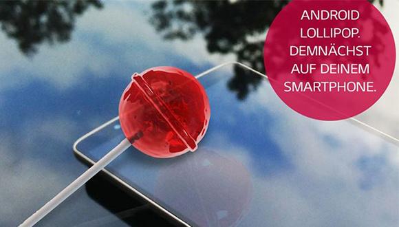 LG G3, Android 5.0 Lollipop ile Göründü!