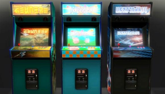 Internet Arcade: Klasik Oyun Cenneti