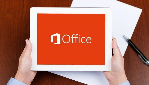 iPad için Office Artık Ücretsiz!