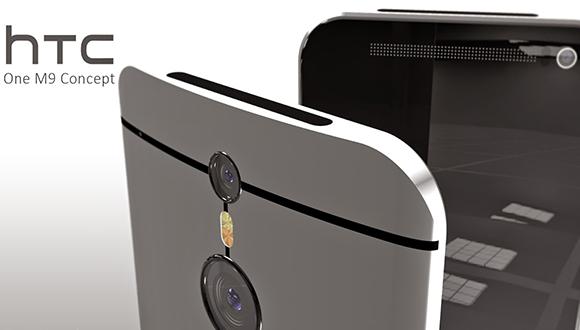 HTC One (M9)'dan Yeni Bilgiler!