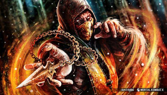 Mortal Kombat X ile 40 Dakika!
