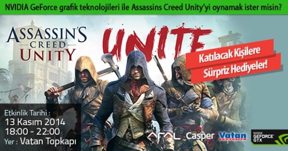 Assassin's Creed Unity Oynamak İsteyen Var Mı?