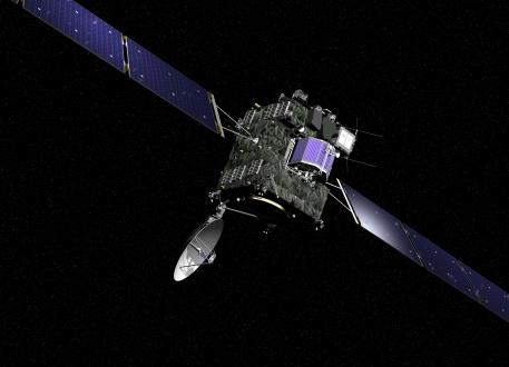Rosetta Uzay Aracı, 67P Kuyruklu Yıldızına İniş Yapıyor – Canlı İzle