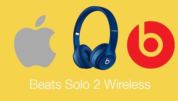 Beats Solo 2 Wireless Tanıtıldı