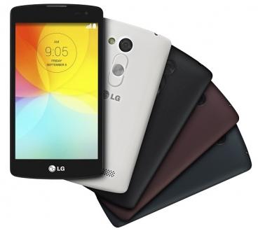 Avea'ya Özel LG L Bello Akıllı Telefon
