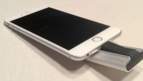 iPhone için Flash Bellek!