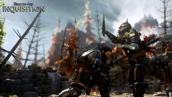 Dragon Age: Inquisition Grafik Karşılaştırması