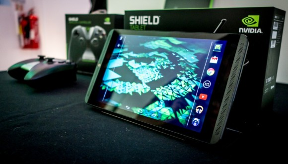 Nvidia Shield İçin Lollipop Geldi