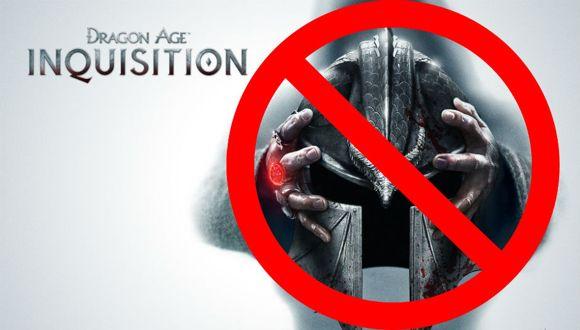 Yeni Dragon Age'e 3 Ülkede Yasak Geldi!
