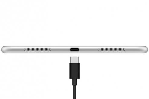 Nokia N1'de USB İki Tarafı Kullanılabilecek