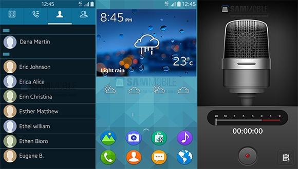 Tizenli Samsung Z1 Göründü!