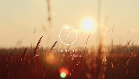 Nokia Launcher Z İndirilebilir Durumda