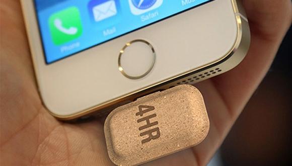 iPhone'nun Şarj Sorununa Haplı Çözüm