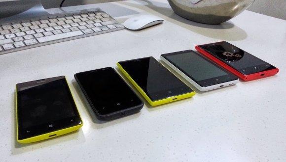 50 Milyon Aktif Lumia Var!