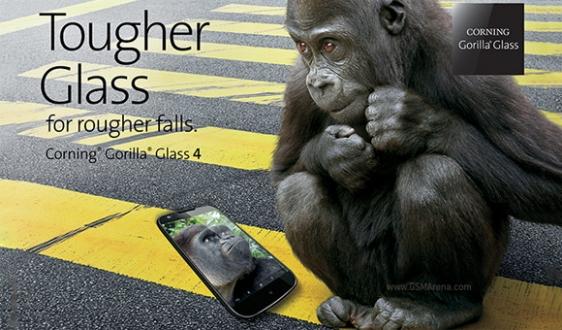 Corning Gorilla Glass 4 Geliyor!