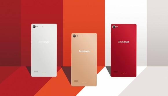 İnce Lenovo Vibe X2 Göründü