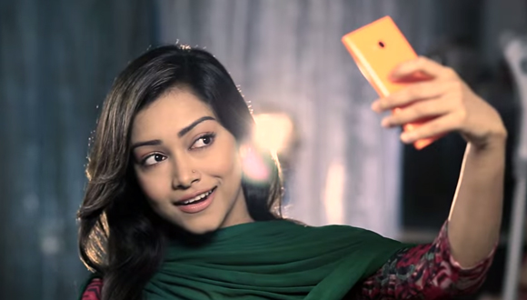 Microsoft'tan Özel Selfie Videosu