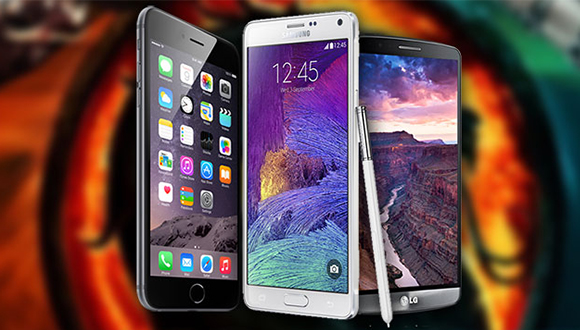 Samsung, Apple, ve LG Lider Oldu