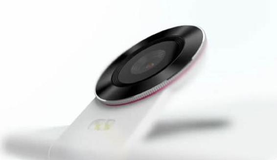 Bu Telefonun Kamerası 180° Dönüyor