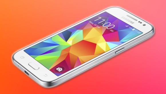 Yeni Galaxy Core Prime Yolda