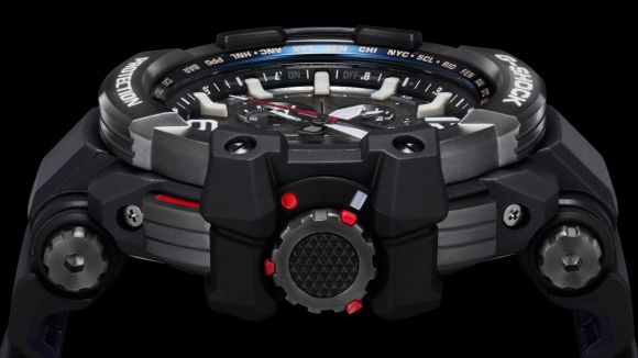 GPS'li Casio G-Shock GPW-1000 İncelemesi