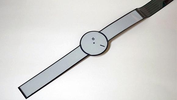 Sony, e-Ink Akıllı Saat Üretebilir