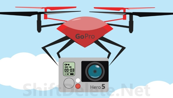 GoPro Drone Üretecek!